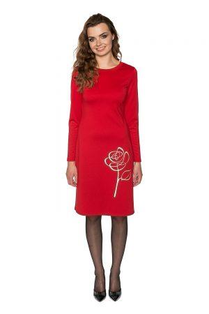vaaudress.eu raona suknelė su rože